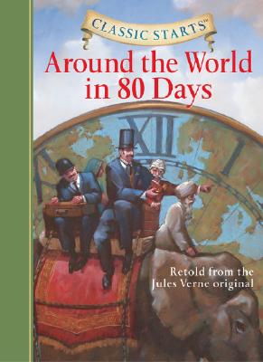 Around the World in 80 Days By Mcfadden, Deanna/ Akib, Jamel (ILT)