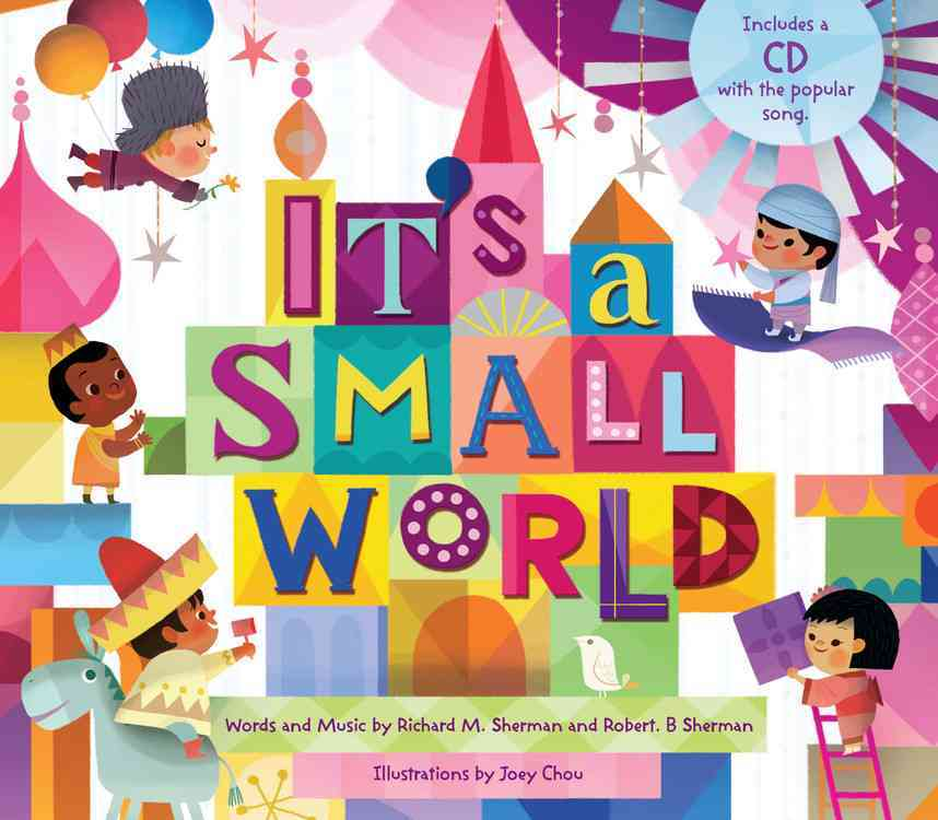 Small World Picture Book